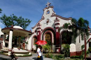 St. Claire Monastery Katipunan