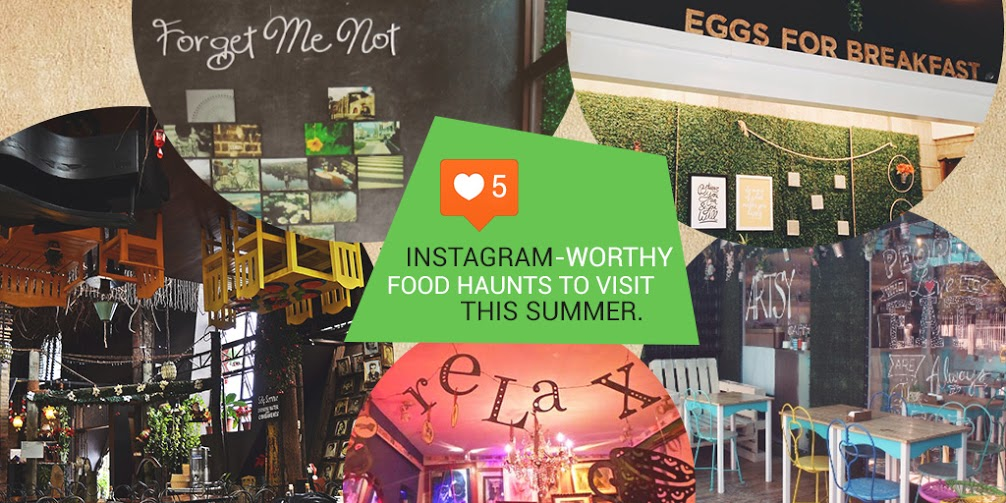 Click, Share, and Dine: 5 Instagram-Worthy Food Haunts in the Metro