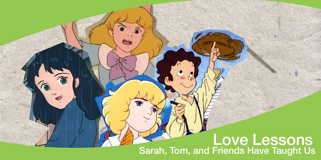 16 Love Lessons We Have Learned from Our Favorite 90s Cartoons