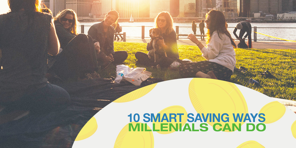 10 Smart-saving Ways 20 Somethings Must Do