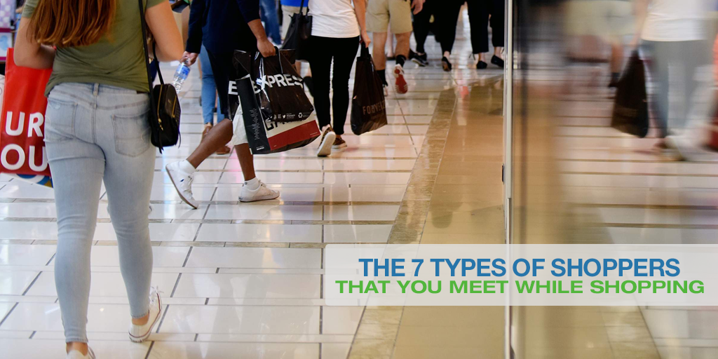 The 7 Types of Shoppers That You Meet While Shopping