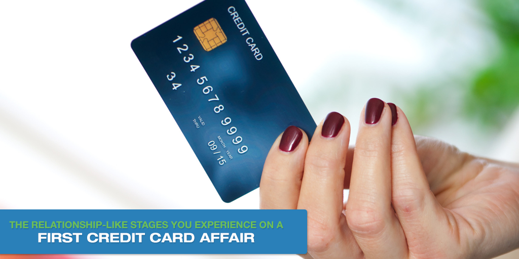 The Relationship-like Stages You Experience On A First Credit Card Affair