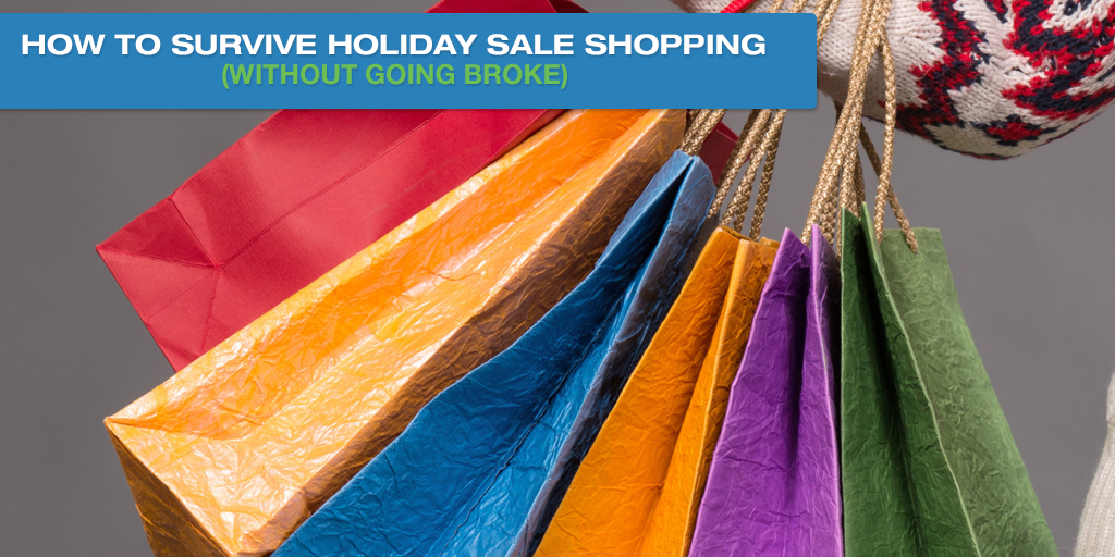 How to Survive Holiday Sale Shopping (Without Going Broke)