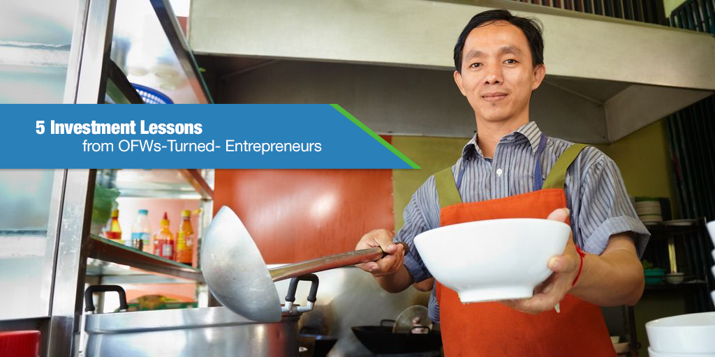 5 Investment Lessons from OFWs-Turned- Entrepreneurs