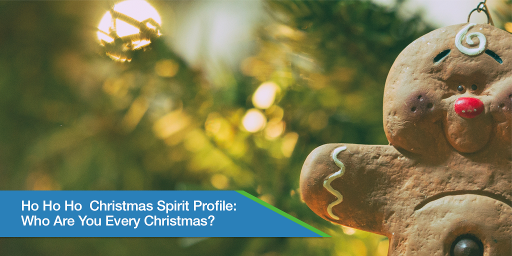 Ho Ho Ho  Christmas Spirit Profile: Who Are You Every Christmas? (Infographic)