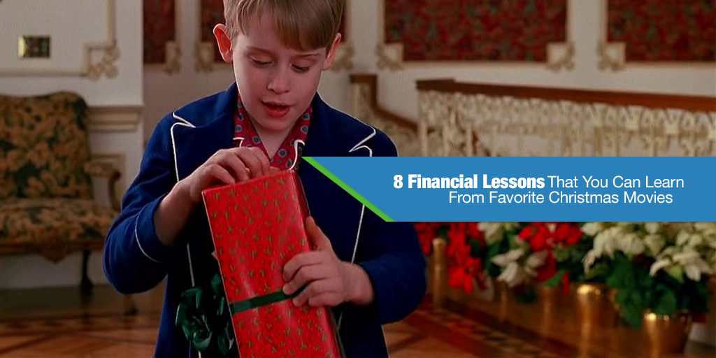 8 Financial Lessons That You Can Learn From Favorite Christmas Movies