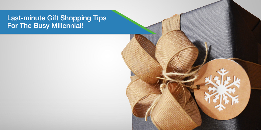 Last-minute Gift Shopping Tips For The Busy Millennial