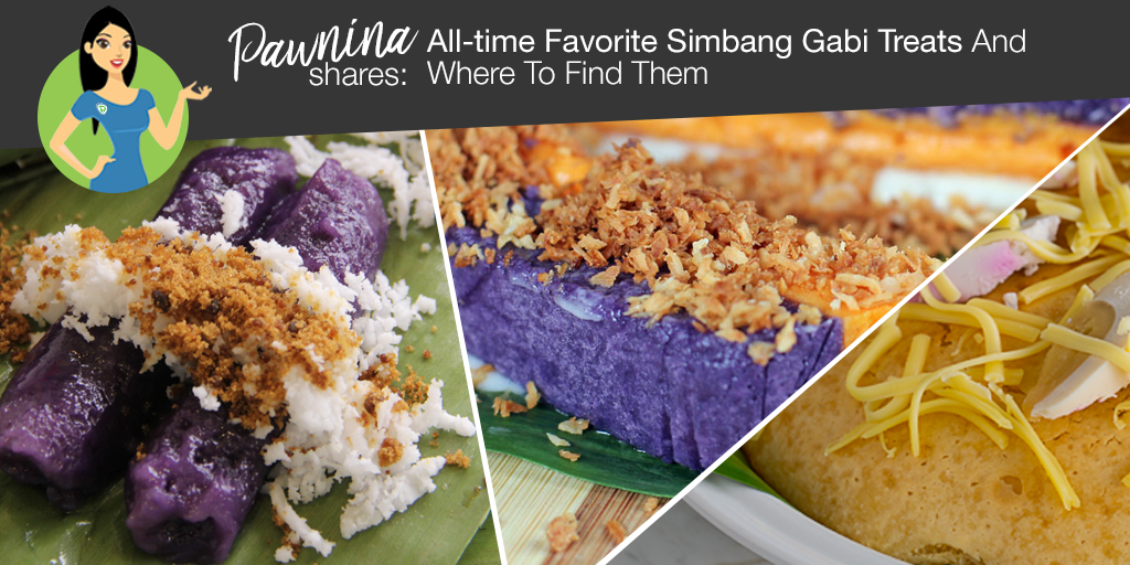 Pawnina Shares: All-time Favorite Simbang Gabi Treats And Where To Find Them