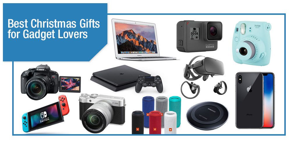 Best Christmas Gifts for Gadget Lovers