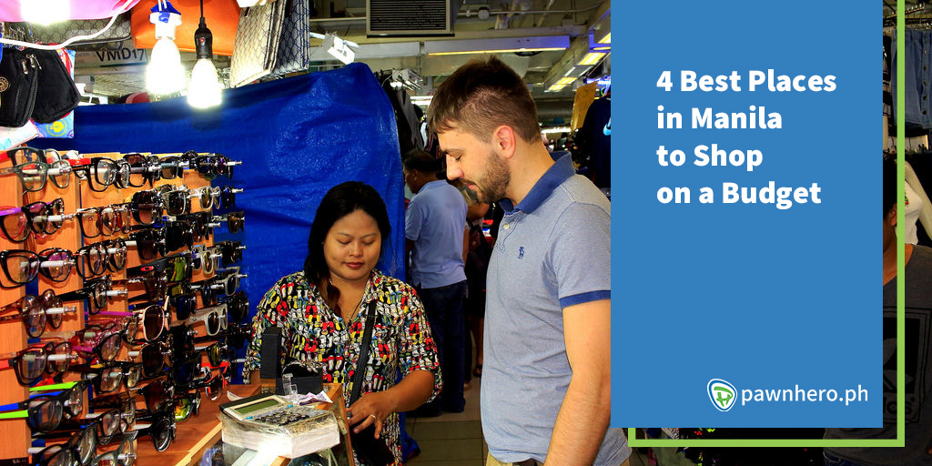 4 Best Places in Manila to Shop on a Budget